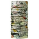 107760 BUFF SKETCH BIRD